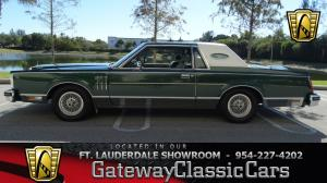 1981 Lincoln  - Stock 224 - Ft. Lauderdale, FL