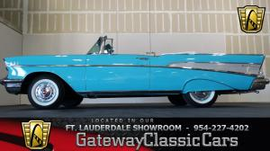 1957 Chevrolet  - Stock 233 - Ft. Lauderdale, FL