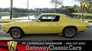 1970 ChevroletRS/Z28  - Stock 234 - Ft. Lauderdale