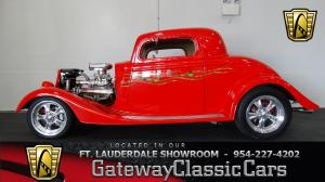 1934 Ford  - Stock 239 - Ft. Lauderdale, FL