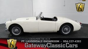 1958 MG  - Stock 241 - Fort Lauderdale