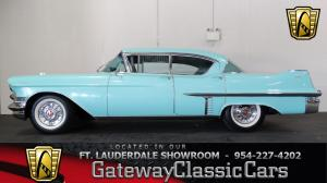 1957 Cadillac  - Stock 245 - Ft. Lauderdale
