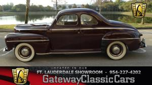 1947 FordBusiness  - Stock 258 - Ft. Lauderdale, FL