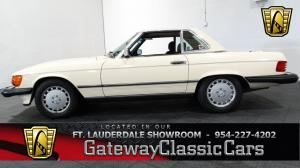 1988 Mercedes-Benz  - Stock 285 - Ft. Lauderdale