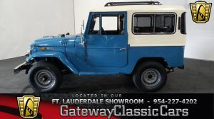 1970 ToyotaLand Cruiser  - Stock 295 - Fort Lauderdale