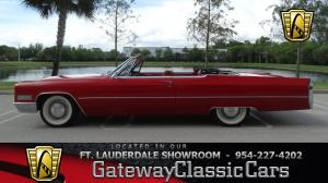 1966 Cadillac  - Stock 308 - Ft. Lauderdale