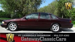 1996 ChevroletSS  - Stock 312 - Fort Lauderdale