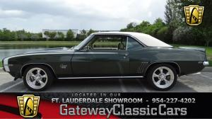 1969 ChevroletSS/RS  - Stock 327 - Fort Lauderdale