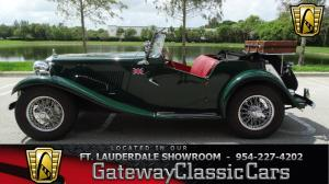 1953 MGRoadster  - Stock 340 - Fort Lauderdale