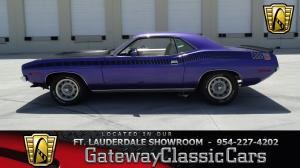 1970 Plymouth Barracuda AAR Tribute
