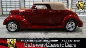 1937 Ford  - Stock 381 - Fort Lauderdale