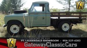 1971 Land Rover  - Stock 385 - Fort Lauderdale