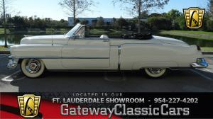 1950 Cadillac  - Stock 397 - Fort Lauderdale