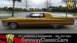 1967 Cadillac  - Stock 412 - Fort Lauderdale
