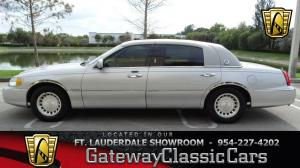 2001 Lincoln Executive L - Stock 422 - Fort Lauderdale