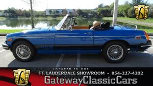 1977 MG  - Stock 423 - Fort Lauderdale