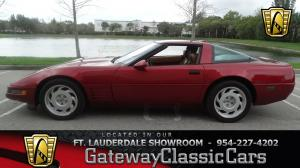 1991 ChevroletZR1  - Stock 473 - Ft. Lauderdale