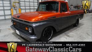 1961 Ford F100