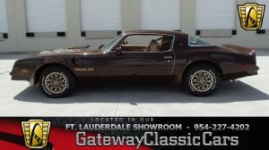 1977 PontiacW72  - Stock 553 - Ft. Lauderdale