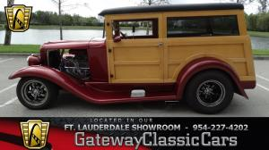 1932 Ford Woody