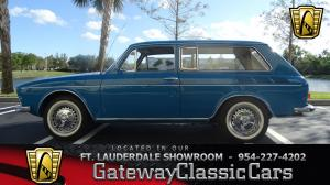1972 VolkswagenSquare Back  - Stock 590 - Ft. Lauderdale