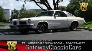 1974 Oldsmobile Cutlass  Hurst