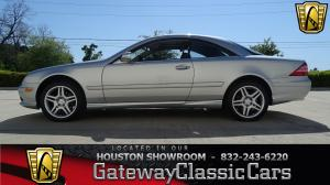 2006 Mercedes-Benz CL500