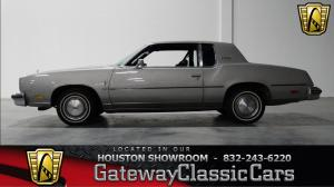 1978 OldsmobileSupreme  - Stock 126 - Houston, TX