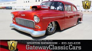 1955 Chevrolet Bel Air Race Car