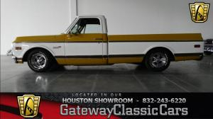 1971 ChevroletCheyenne  - Stock 144 - Houston