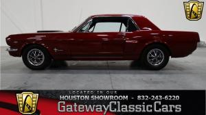 1966 Ford  - Stock 159R - Houston, TX