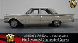 1963 Mercury  - Stock 160 - Houston, TX