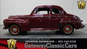 1946 Ford  - Stock 181 - Houston, TX