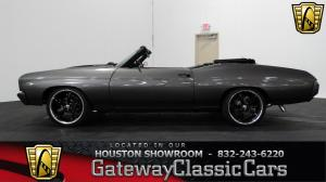 1970 ChevroletSS  - Stock 197 - Houston
