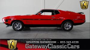 1971 FordMach I  - Stock 198 - Houston, TX