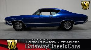 1968 Chevrolet  - Stock 202 - Houston, TX