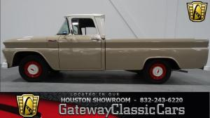 1962 Chevrolet  - Stock 216 - Houston