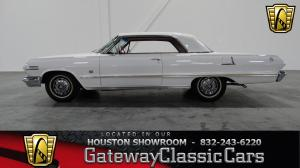 1963 ChevroletSuper Sport 409  - Stock 217 - Houston, TX