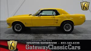 1967 Ford  - Stock 223 - Houston