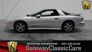 1997 PontiacComp Trans AM  - Stock 235 - Houston, TX