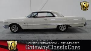 1963 Chevrolet  - Stock 237 - Houston