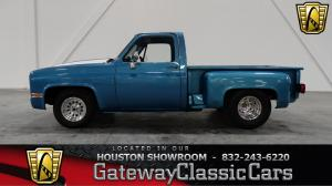 1981 ChevroletCustom Deluxe  - Stock 241 - Houston, TX