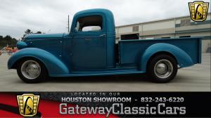 1938 Chevrolet  - Stock 249 - Houston
