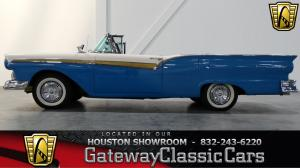 1957 Ford  - Stock 255 - Houston, TX