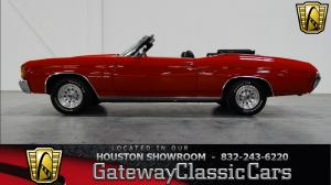 1972 ChevroletMalibu  - Stock 257 - Houston