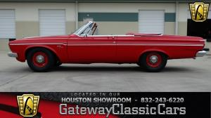 1963 Plymouth  - Stock 269 - Houston, TX