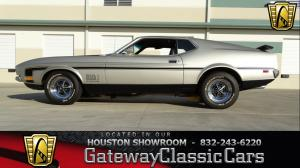 1971 FordMach I  - Stock 274 - Houston