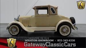 1928 FordBusiness Coupe  - Stock 276 - Houston, TX