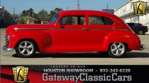 1948 Plymouth  - Stock 304 - Houston