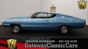 1968 FordFastback  - Stock 306R - Houston, TX